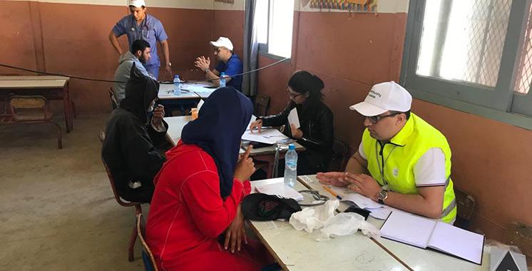 El Jadida : OCP Jorf Lasfar organise une caravane médicale