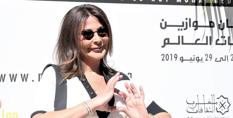 Elissa : «J'aimerais bien  chanter en dialecte marocain»