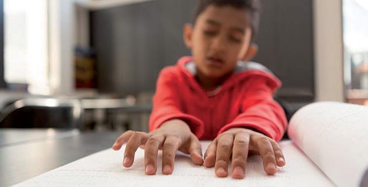 Education inclusive : Lancement d'un programme national pour les enfants en situation de handicap