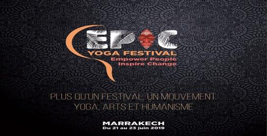 Epic Yoga festival rend hommage  à la culture artistique marocaine