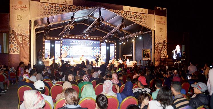 Le Festival Malhouniyat d'Azemmour clôt sa 9ème édition