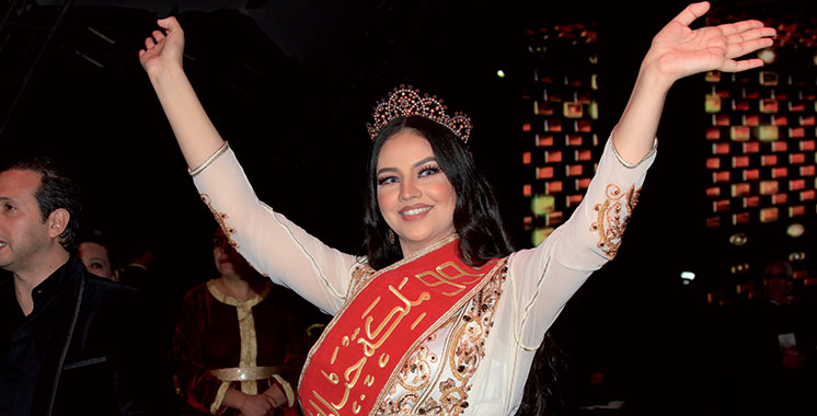 99è Festival des cerises de Sefrou : Couronnement de Miss cerisette