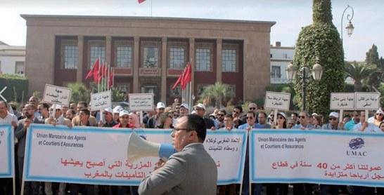 Les agents et courtiers d'assurance en grève le 14 juin