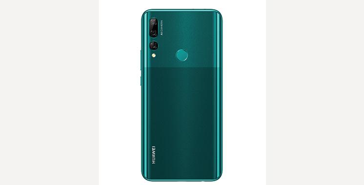 Le Huawei Y9 Prime exhibe ses performances