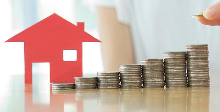 Prix des actifs immobiliers : Léger repli à fin mars 2019