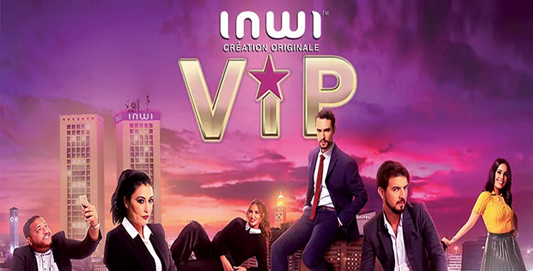 Inwi récolte le succès de «VIP»