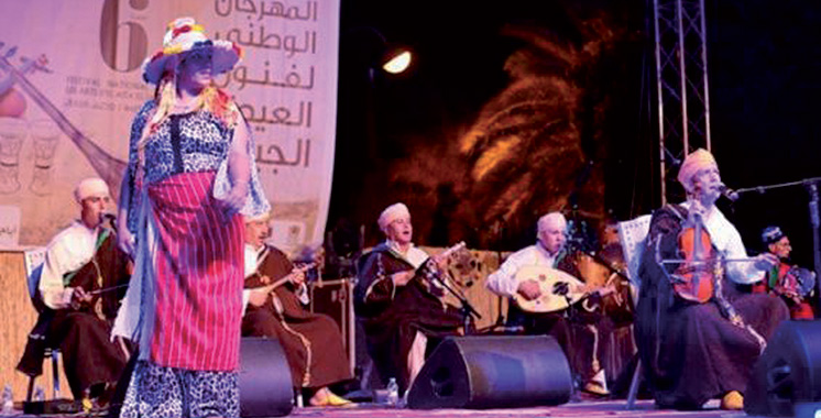 Le Festival national des Arts  d'El Aïta Jabalia à Taounate