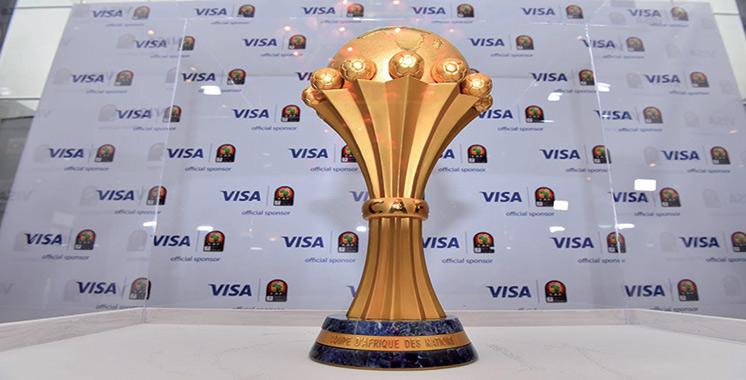 Le Trophée de la CAN fait escale au siège d'Attijariwafa bank