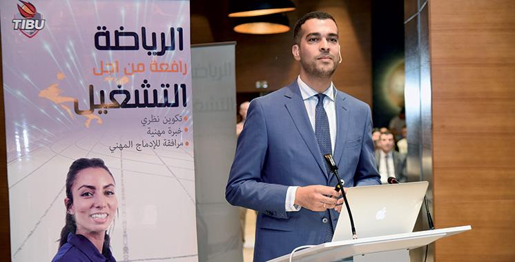 Une «initiative Intilaqa» pour l'employabilité  par le sport signée TIBU Maroc