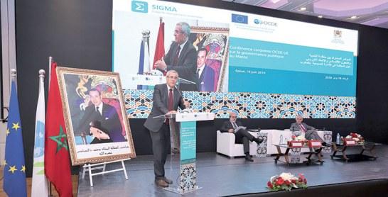 Gouvernance publique au Maroc :  Ce que recommande l'OCDE