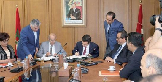 Prêts du Fades pour des projets d'infrastructures : 2,27 milliards DH pour Laâyoune et l'Oriental