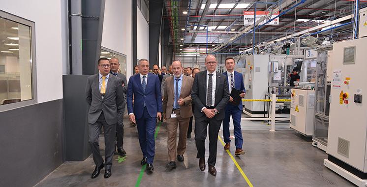 Pièces automobiles : Citic Dicastal inaugure sa première usine  à Kénitra