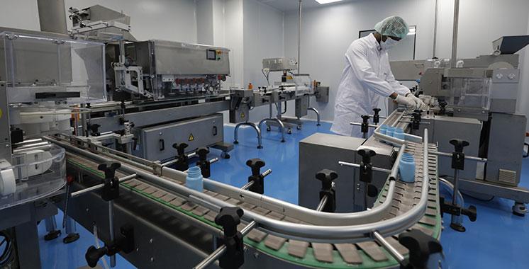 Mylan Maroc présente son unité de production pharmaceutique