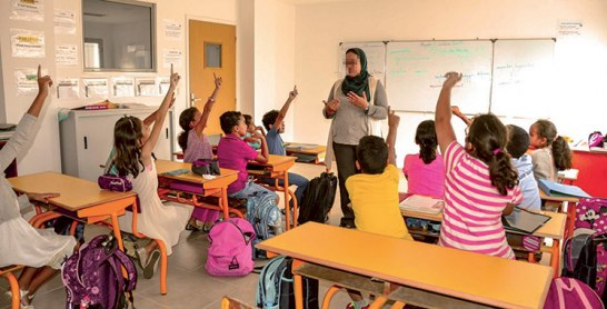 La scolarisation d'un enfant coûte 11.943 DH dans le privé contre 938 DH dans le public