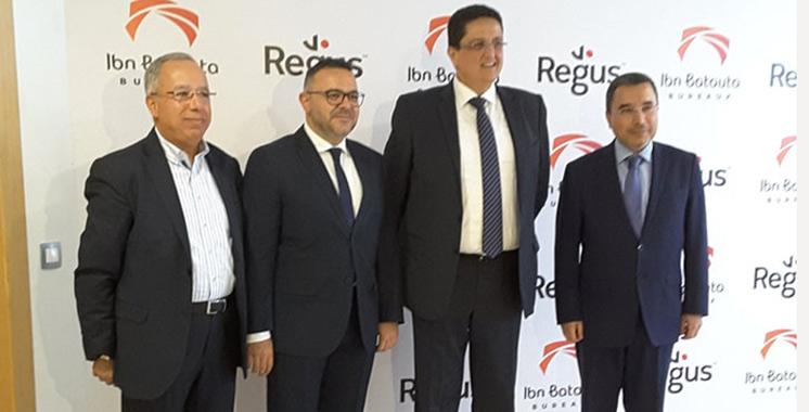 Regus ouvre son nouveau centre  d'affaires à Tanger