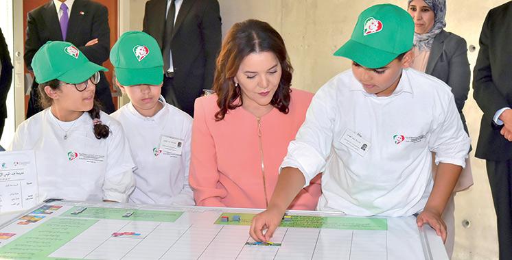 Le Centre international Hassan II de formation à l'environnement voit le jour à Salé