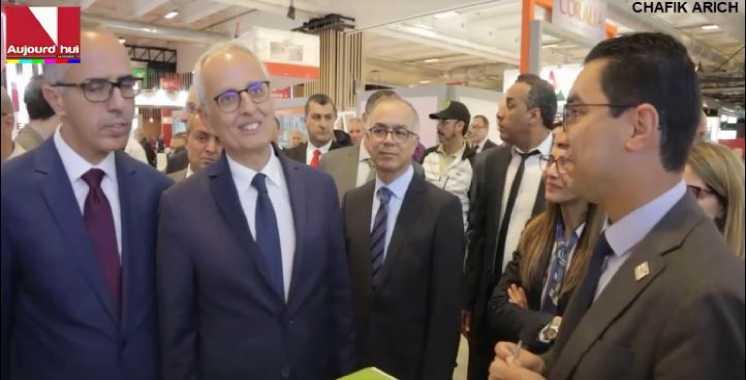Inauguration officielle du Smap Paris 2019