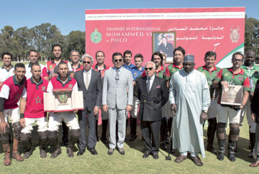 Trophée International Mohammed VI de Polo : Le Maroc s'illustre et remporte  le titre