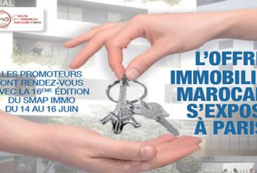 Spécial SMAP 2019 : L'offre immobilière marocaine s'expose à Paris