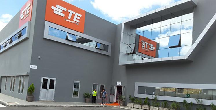TE Connectivity inaugure son nouveau site industriel à Tanger