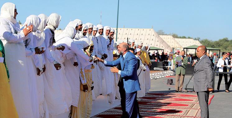 Trophée Hassan II des arts équestres traditionnels «Tbourida» : La Sorba du Moqaddem Maher El Bachir remporte la 20ème édition