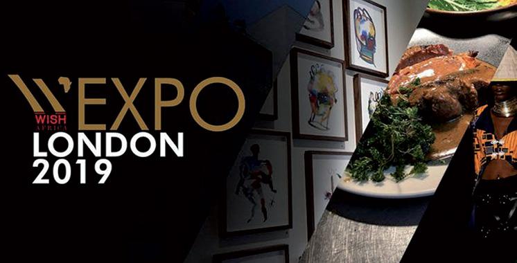 WISH Africa Expo-Londres 2019 :  Le Maroc à l'honneur