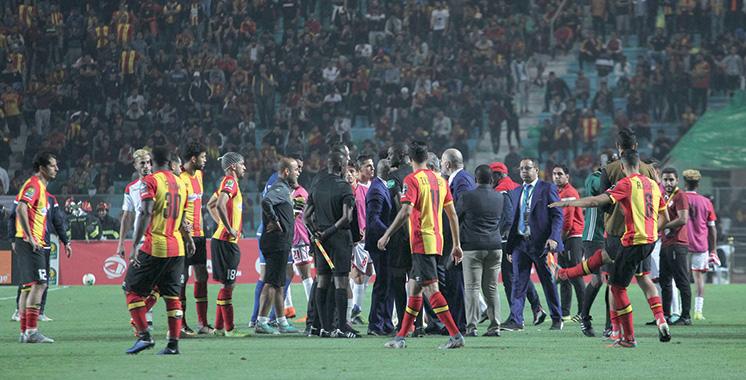 Wydad VS Espérance de Tunis : Le TAS renvoie l'affaire à la CAF