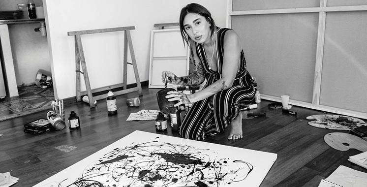 «Sur le fil» de Zineb Bennis  à So Art Gallery de Casablanca