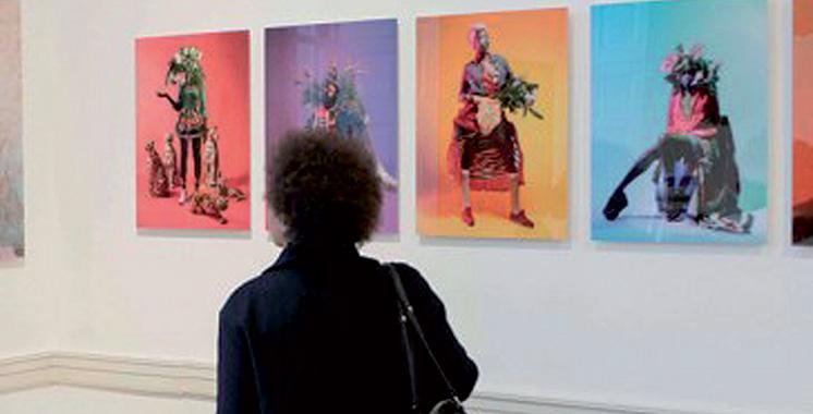 «De la violence à la résilience,  un regard intérieur» d'Isabelle Wachsmuth à Marrakech