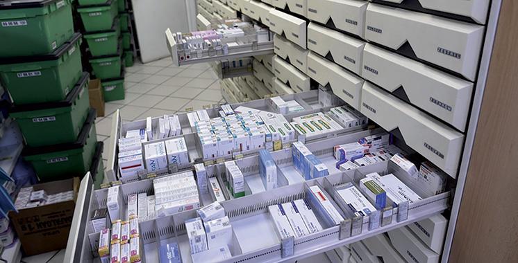 7.000 sont commercialisés sur le marché national : Moins de 5% des médicaments présentent un risque de rupture