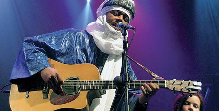 Abdallah ag Alhousseyni : «Nous avons un répertoire inépuisable»