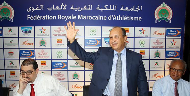 Un quatrième mandat pour Abdeslam Ahizoune  à la tête de la FRMA