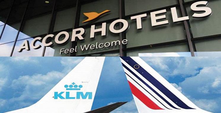 Accor-Air France-KLM: Une double récompense pour les clients fidélisés