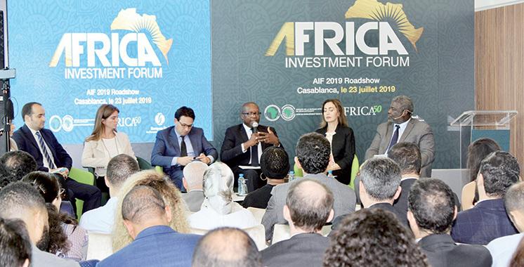 Africa Investment Forum : La première étape du roadshow régional lancée à Casablanca