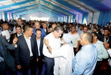 Elle compte déjà 8.000 adhérents : l'Instance nationale rniste du secteur des taxis voit le jour à Inzegane