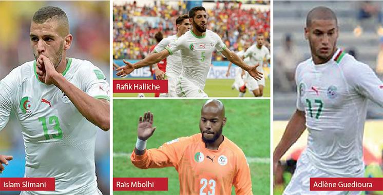 Algérie : Ces joueurs qui se font draguer par la retraite