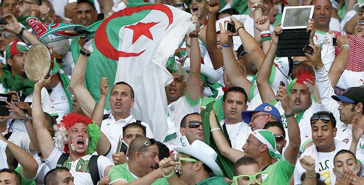 Algérie :  Six avions militaires affrétés pour transporter les supporters