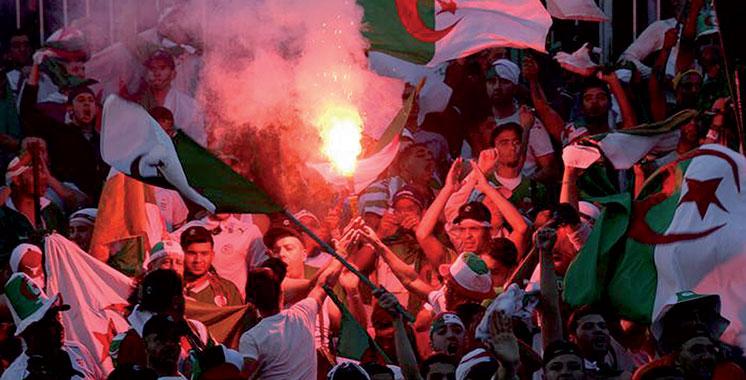 10.000 dollars d'amende pour la fédération algérienne