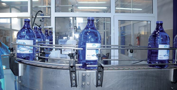 Un emballage 7 litres pour Amane Souss