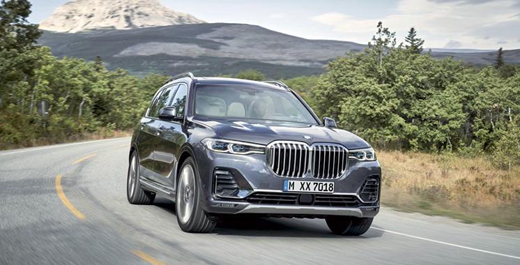 BMW X7: Toutes les qualités d'un véritable SAV assurées