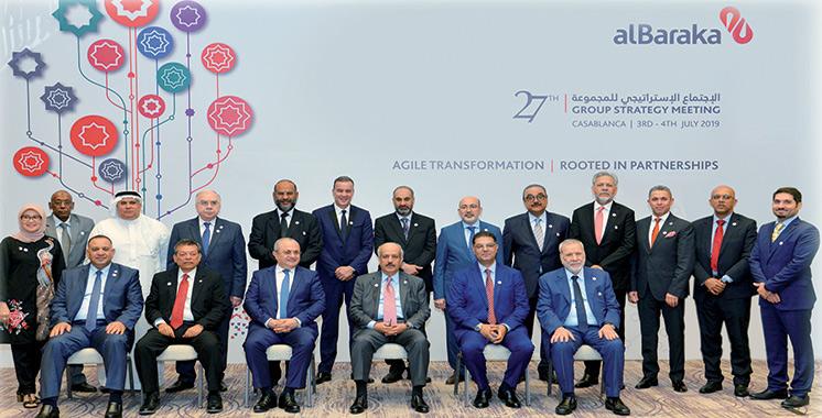 BTI Bank hôte du 27ème meeting stratégique d'Al Baraka Banking Group