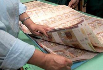Bank Al-Maghrib : 249 milliards DH de billets et de pièces de monnaie en circulation en 2018
