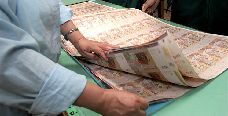 Fausse monnaie:  5,2 billets sur un million de billets en circulation sont contrefaits