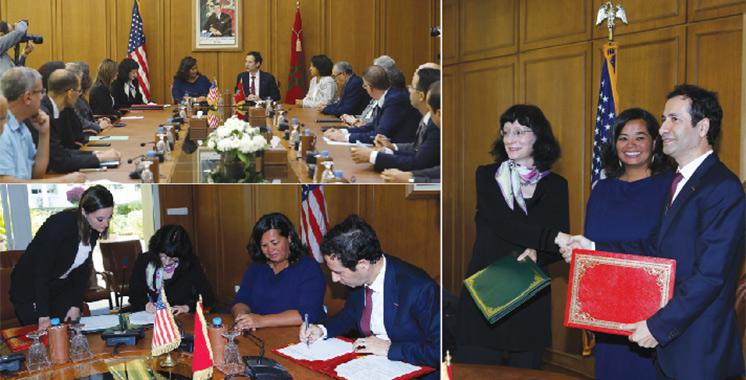 Un don qui sera concrétisé sur 4 ans : 94 millions de dollars de l'USAID au Maroc