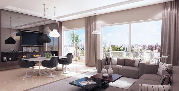 «The Park Anfa Condominium» : Jusqu'à 250.000 DH de remise offerte par la CGI