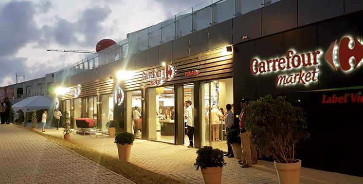 Grande surface : Carrefour Market ouvre à Dar Bouazza
