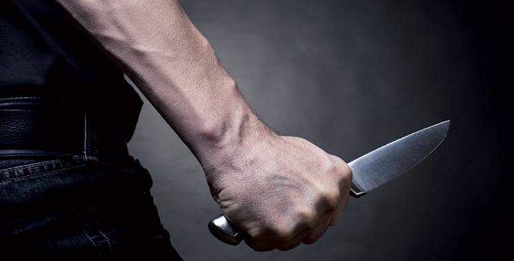 Biougra : Il blesse grièvement sa mère puis se présente de son plein gré à la police