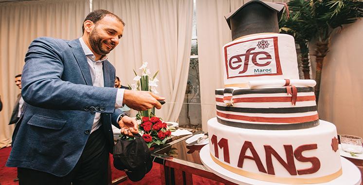 Fondation marocaine de l'éducation pour l'emploi (EFE-Maroc): 50.000 chercheurs d'emploi accompagnés en 11 ans