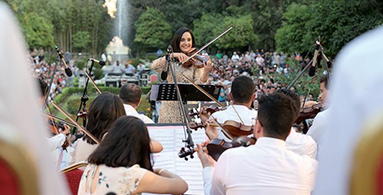 El Akademia Master class : L'Orchestre national des jeunes du Maroc régale