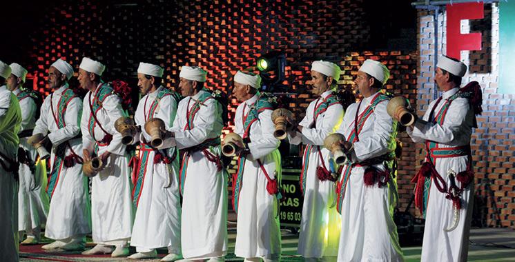 Festival international du folklore traditionnel d'Agadir : La Corée du Sud à l'honneur  de la 2ème édition